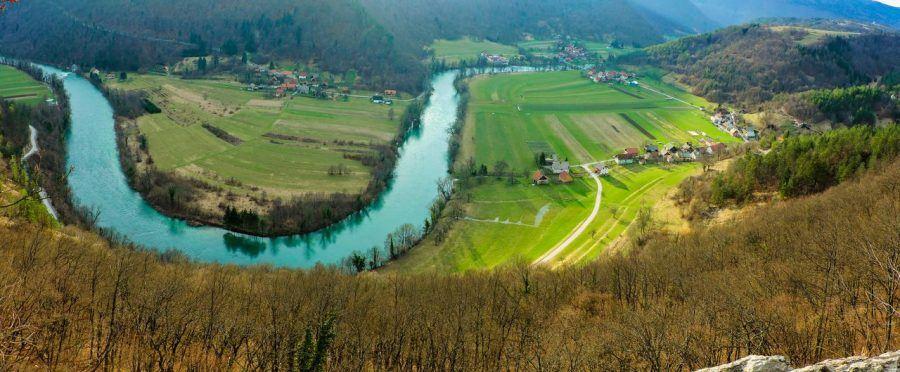 Bela Krajina Slovenia   Kolpa River   Slovenia Travel Blog