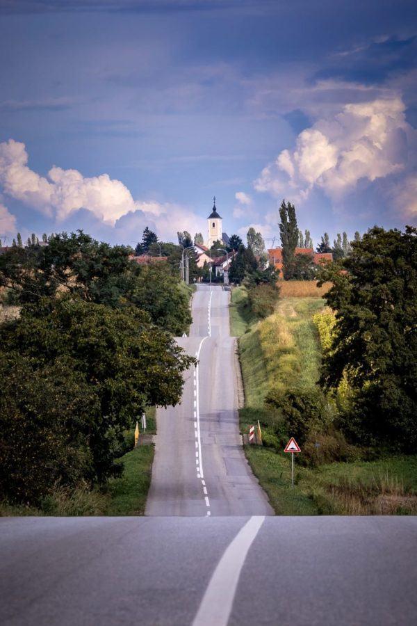 Long Road to Pozega Slavonia