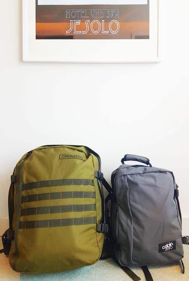 CabinZero | Lightweight Cabin Luggage Review