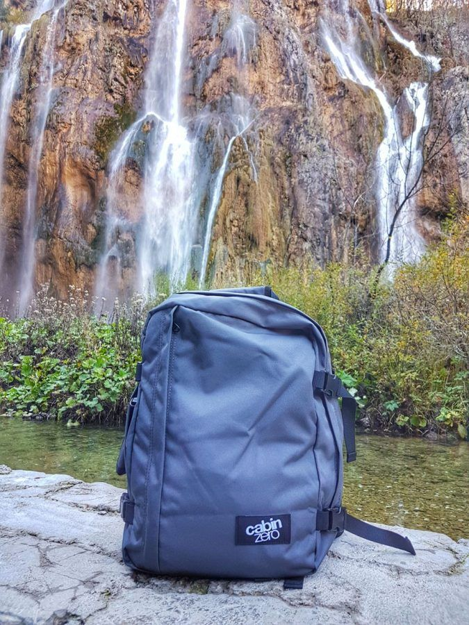 Cabin Zero-Carry on Luggage Review | Travel Blog