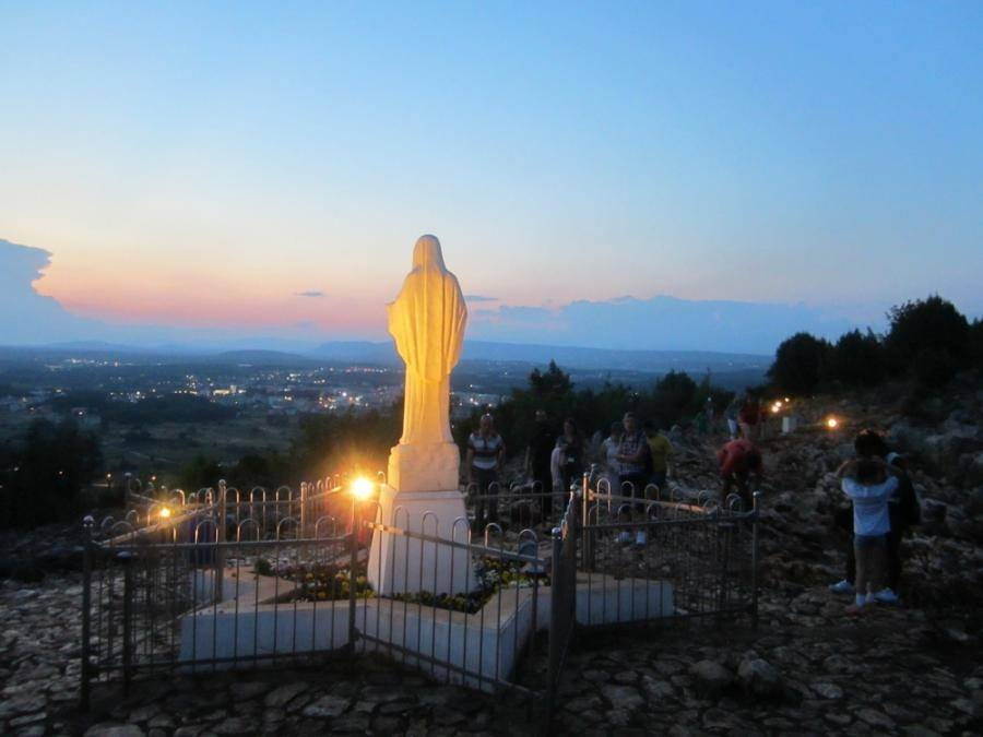 Bosnia-Herzegovina Travel Blog_Apparition Hill in Medjugorje