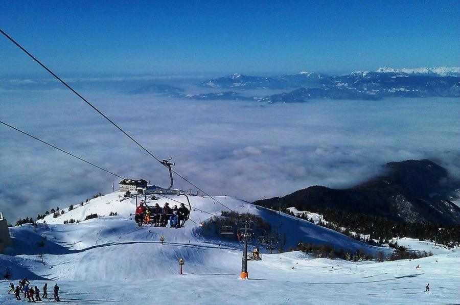 What to do in Slovenia_Krvavec Ski Resort | Slovenia Travel Blog
