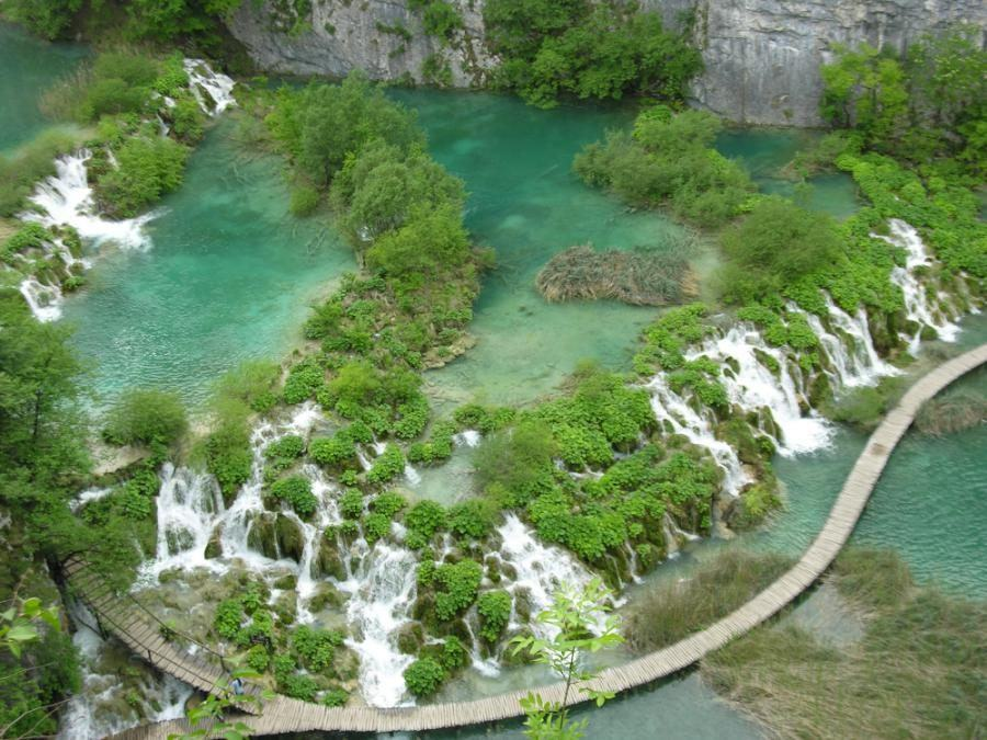 What to do in the Balkans_Plitvice Lakes National Park_Best Hiking in the Balkans | Balkans Travel Blog