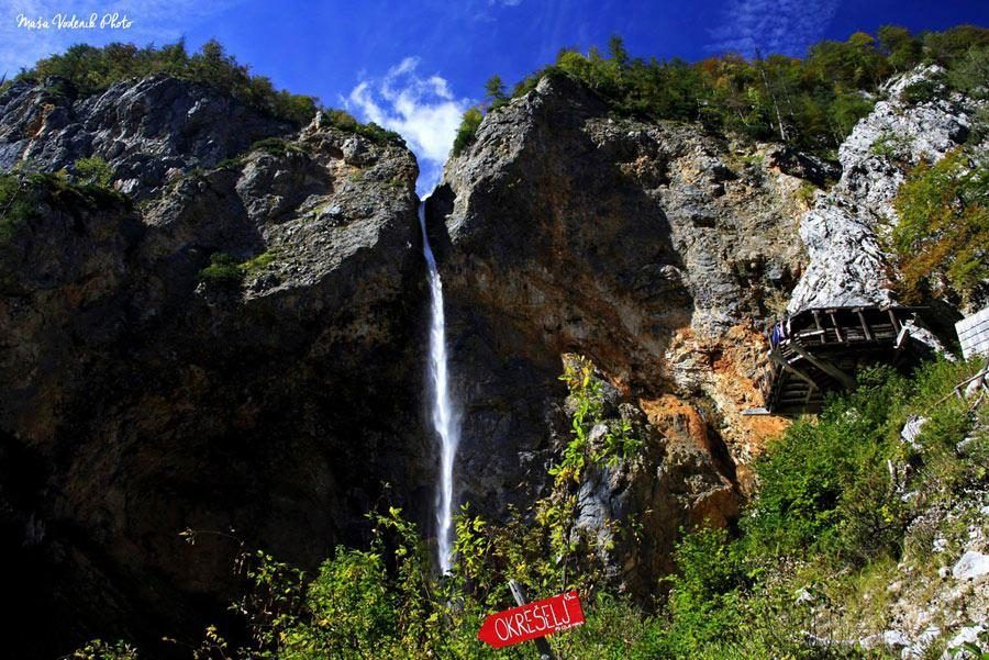 Things to do in the Balkans_Rinka-Waterfall | Balkans Travel Blog