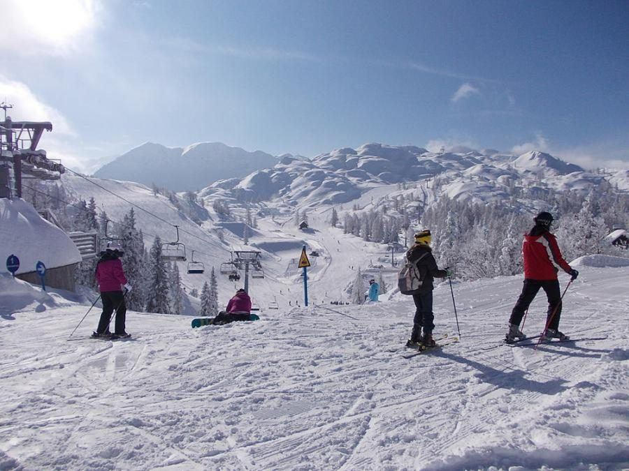 What to do in Slovenia_Vogel Ski Resort | Slovenia Travel Blog