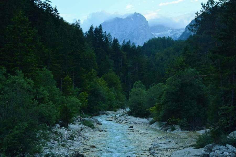 What to do in Slovenia_stream-mountains_Slovenia Travel Blog