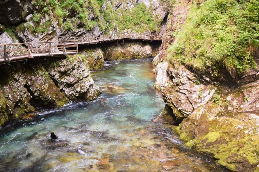 What to do in Slovenia_vintgar-gorge_Slovenia Travel Blog