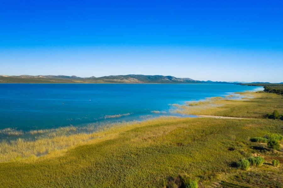 Nature Parks In Croatia - Vrana Lakes