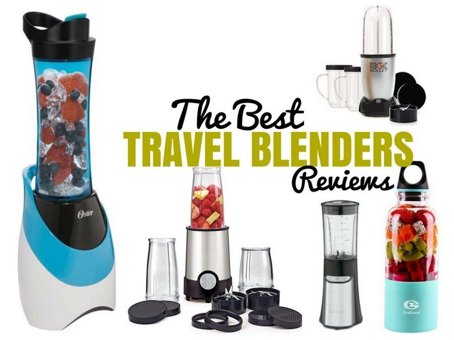 Best Travel Blenders Reviews