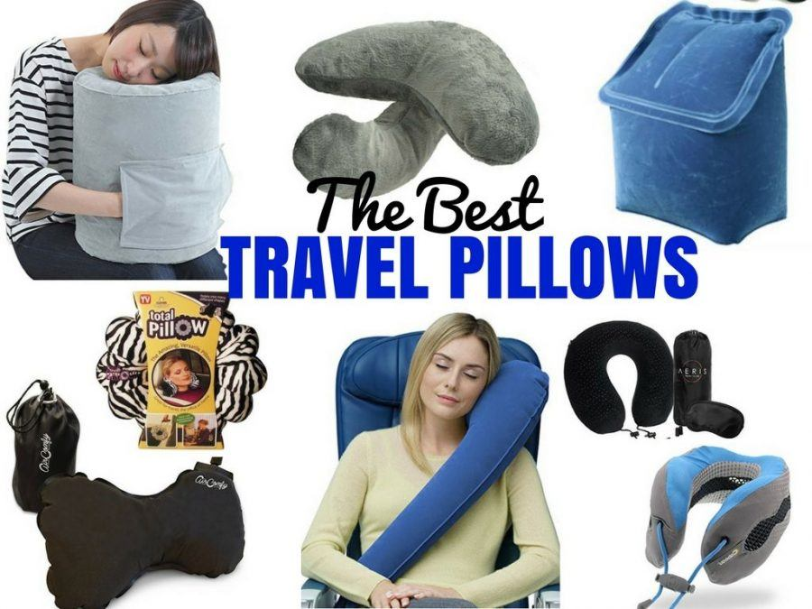Best Travel Pillow For Long Haul Flight Reviews Cover