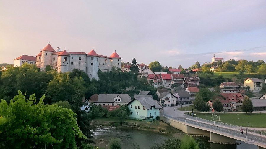 Castles in Slovenia _Zuzemberk Castle