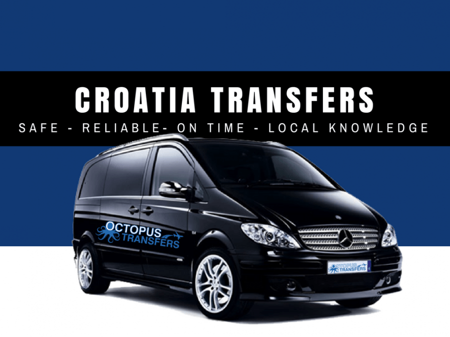 Croatia Transfers Airport Transfers Croatia - Travel Croatia Blog - Chasing the Donkey