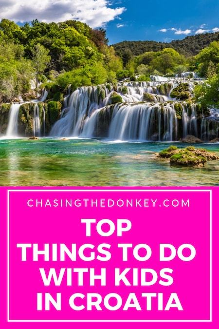 Croatia Travel Blog_Things to do in Croatia_Best Things to do in Croatia with Kids