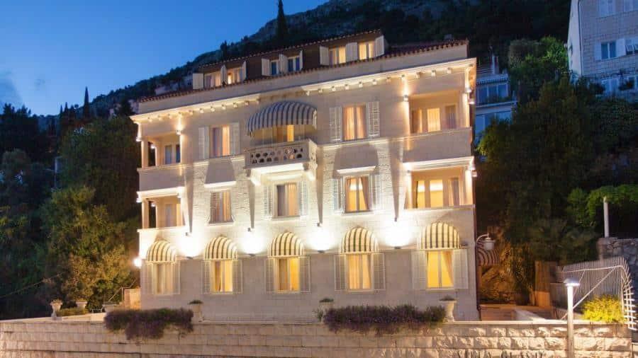 Croatia Travel Blog_Where to Stay in Dubrovnik_Villa Glavic