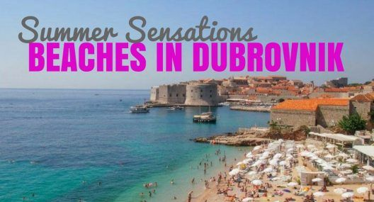 Dubrovnik Beaches To Keep You Cool This Summer
