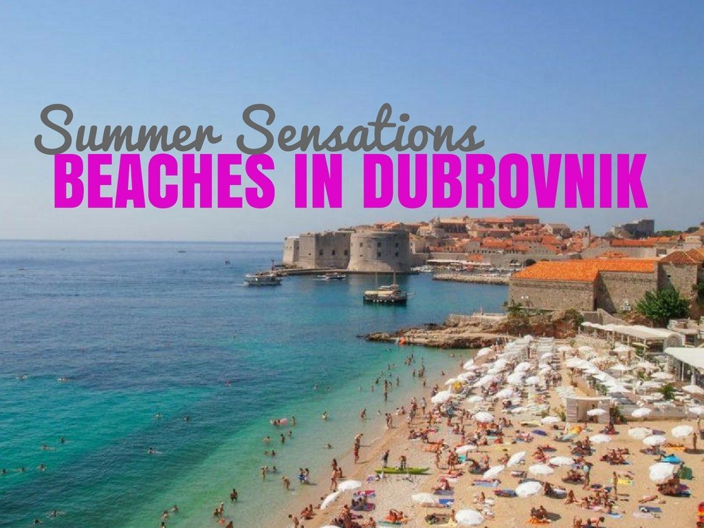 Dubrovnik Beaches in Dubrovnik - Croatia Travel Blog