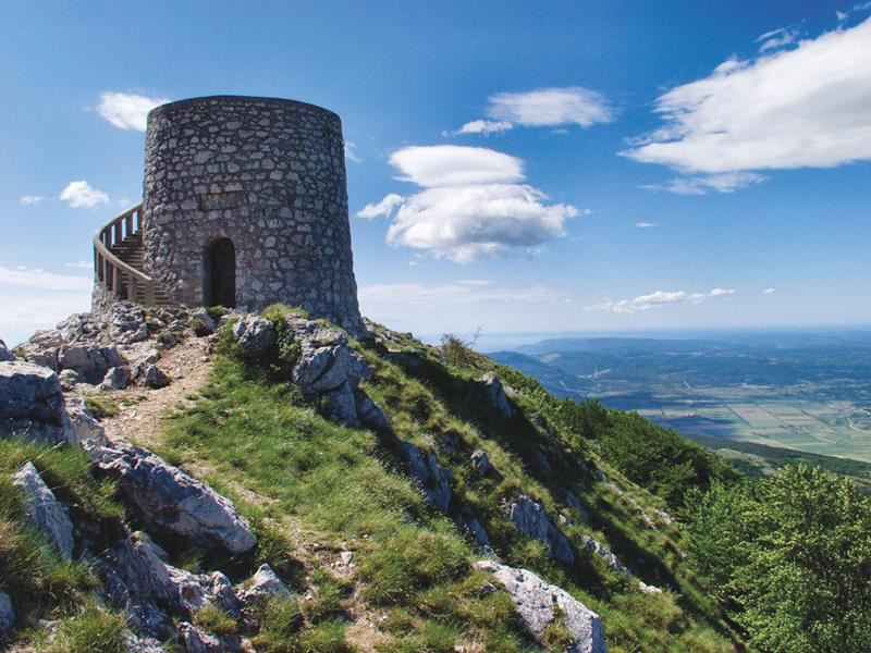 Nature Parks In Croatia - Ucka Nature Park