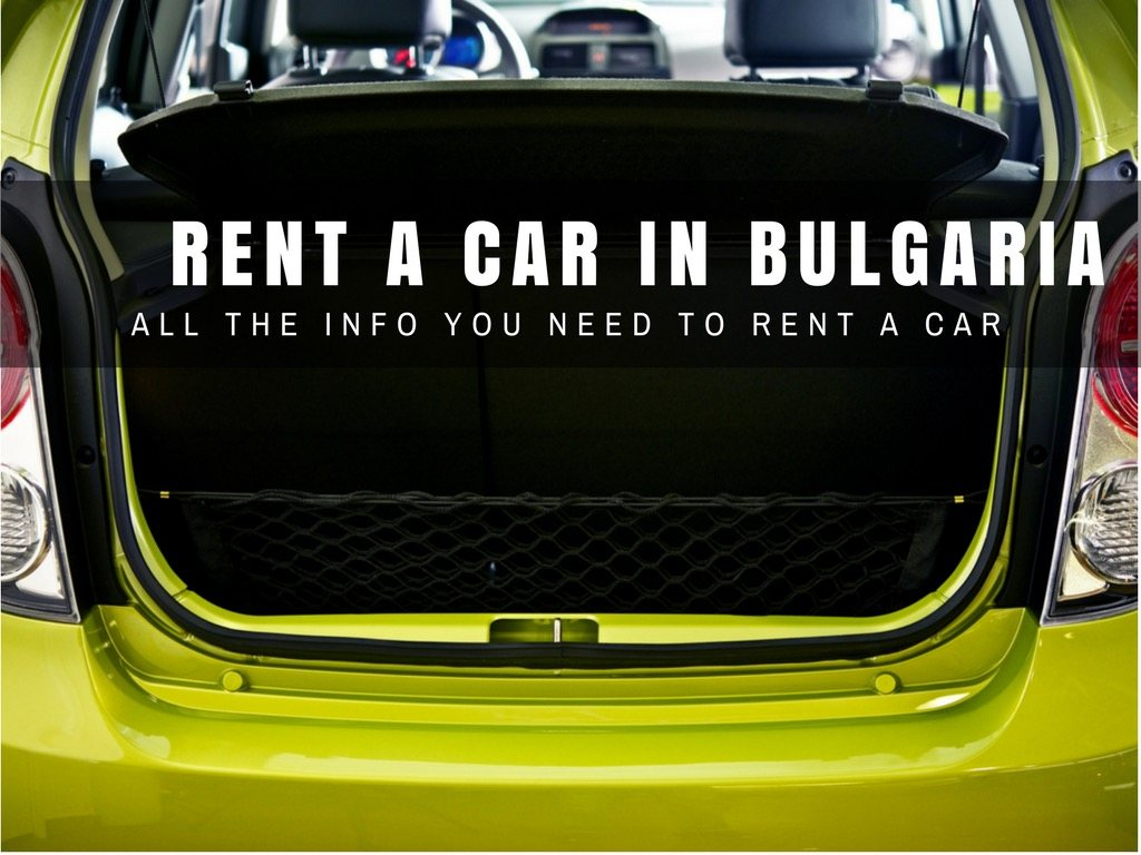 Rent a Car Bulgaria - Driving in Bulgaria - Chasing the Donkey