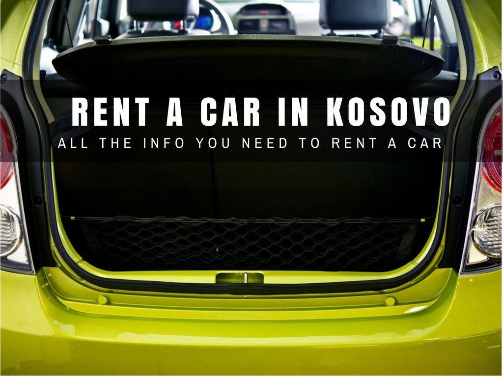 Rent a Car Kosovo - Travel Blog - Chasing the Donkey