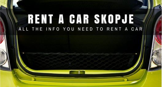 Macedonia Travel Blog: Rent a Car Skopje: