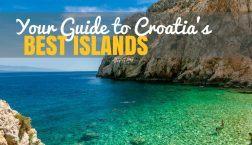 Best Croatian Islands to Visit in 2017