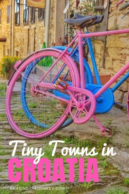 Things to do in Croatia_Tiny Towns in Croatia to Visit_Croatia Travel Blog_PIN