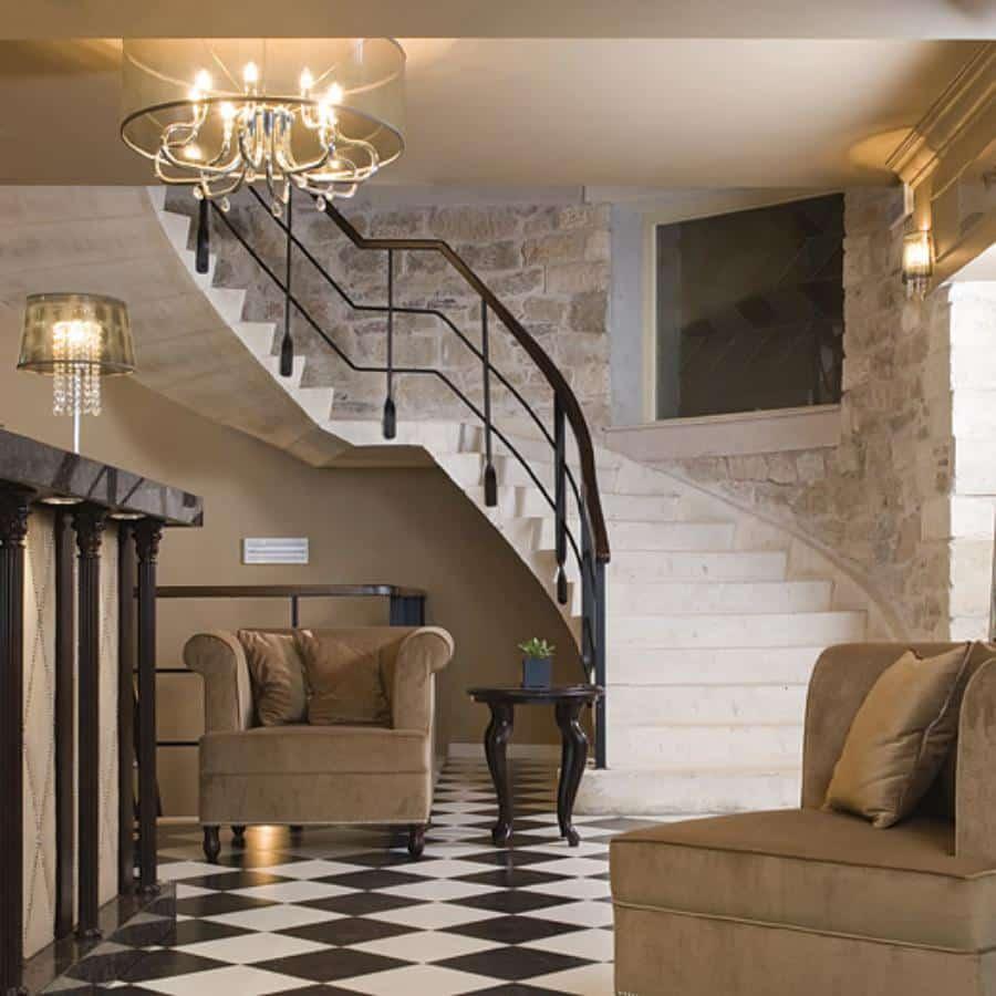 Best hotels in croatia luxury unique award winning for Best boutique hotels in zadar