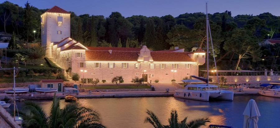 Things to do in Croatia_Unique Luxury Accomodation Martinis Marchi Castle_Croatia Travel Blog