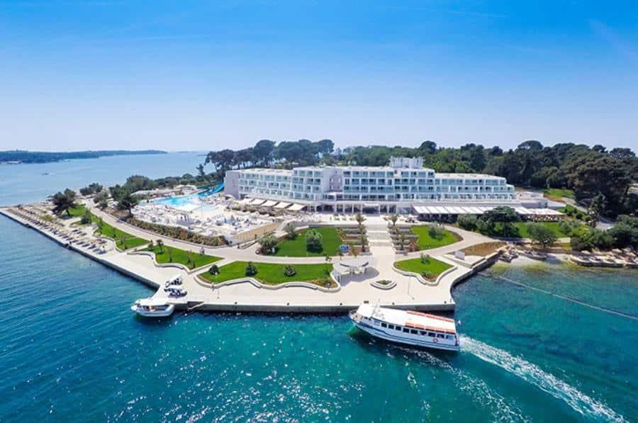 Things to do in Croatia_Unique Luxury Accomodation valamar-isabella-island-resort_Croatia Travel Blog