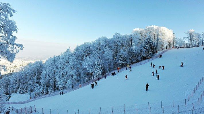Things to do in Croatia_Winter Travels_Sljeme Ski Resort Skiing_Croatia Travel Blog