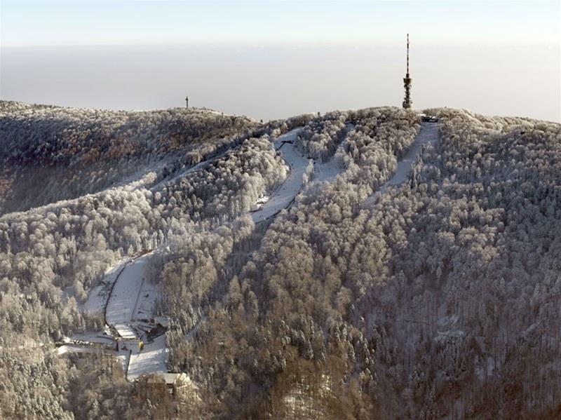 Things to do in Croatia_Winter Travels_Sljeme Ski Resort_Croatia Travel Blog