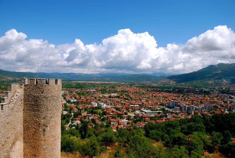Things to do in the Balkans_Ohrid Tsar Samuil Fortress_Balkans Travel Blog