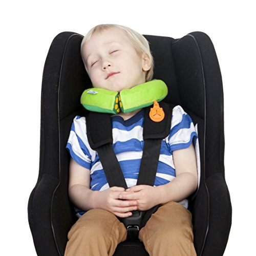 Best Travel Pillows For Long Haul Travel - Trunki Yondi Travel Pillow