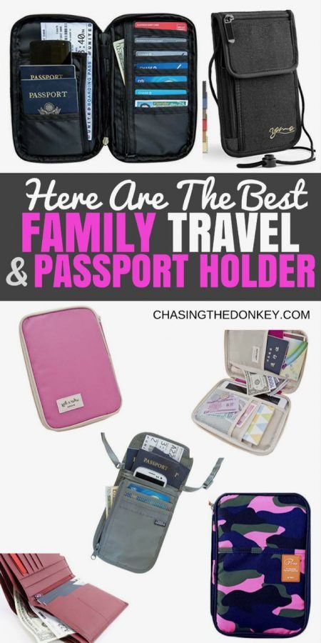 Family Passport Holder PIN