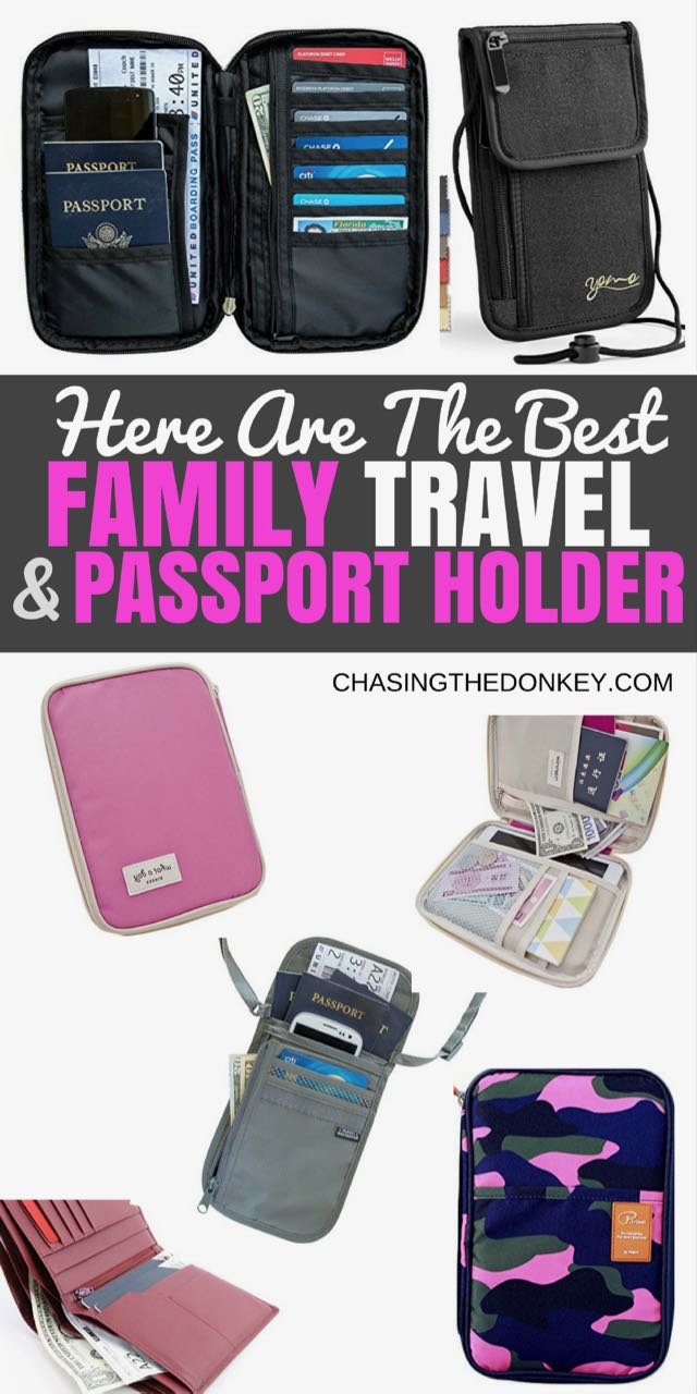 This is your ultimate guide to buying the best family passport holder - multiple passport holder. It contains reviews and an easy to read comparison chart.