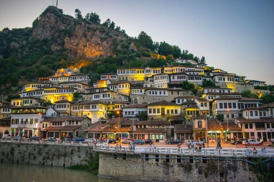 Balkans Travel Itinerary: Berat