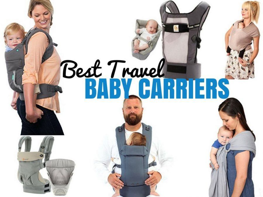 Best Baby Carrier For Travel Baby Carrier