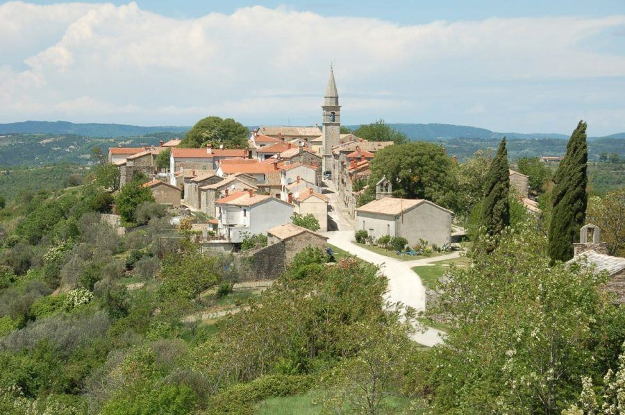 Best Places to Visit in Croatia - Draguc. Croatia Travel Blog