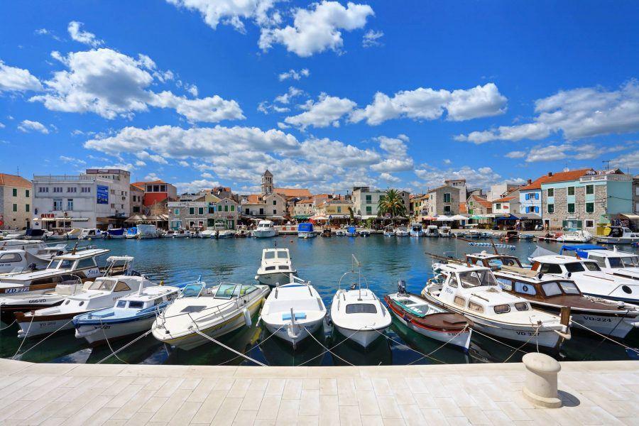 Best Places to Visit in Croatia - Vodice - Croatia Travel Blog