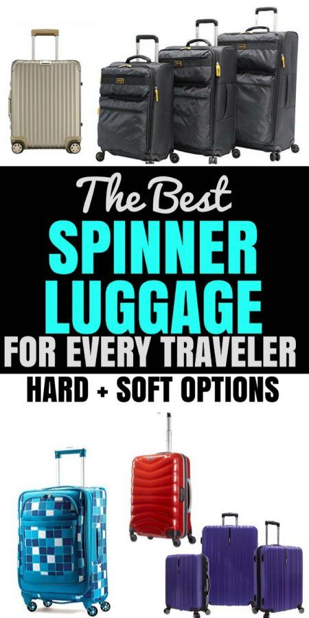 Best Spinner Luggage Reviews - Travel Reviews - Chasing the Dobkey