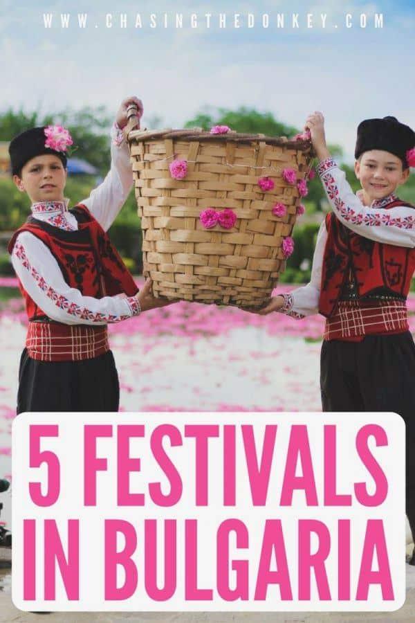 Bulgarian Festivals in Bulgaria TRAVEL BLOG
