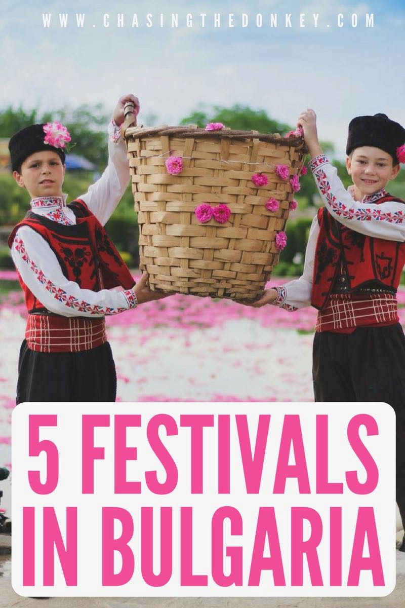 Bulgaria is a country with rich culture and unique traditions, including these five astounding Bulgarian festivals you have to add to your bucket list.