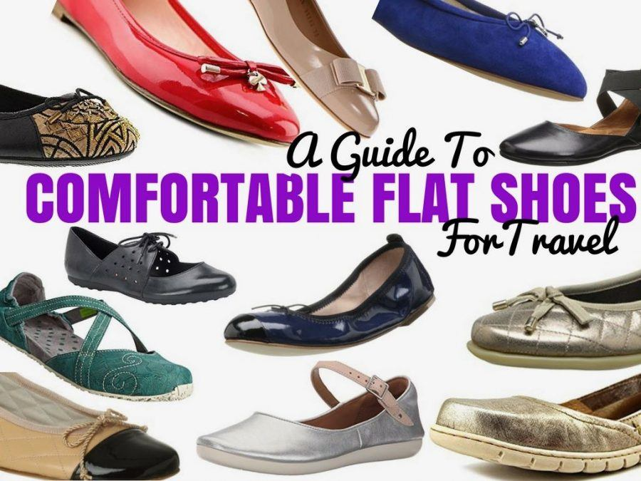 Reviews of The Best Comfortable Flat Shoes For Travel