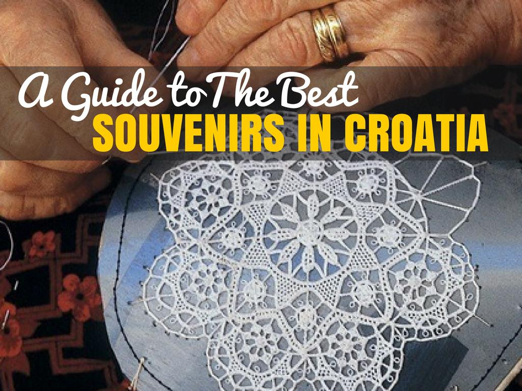 Croatia Travel Blog_Best Souvenirs to Buy in Croatia_COVER