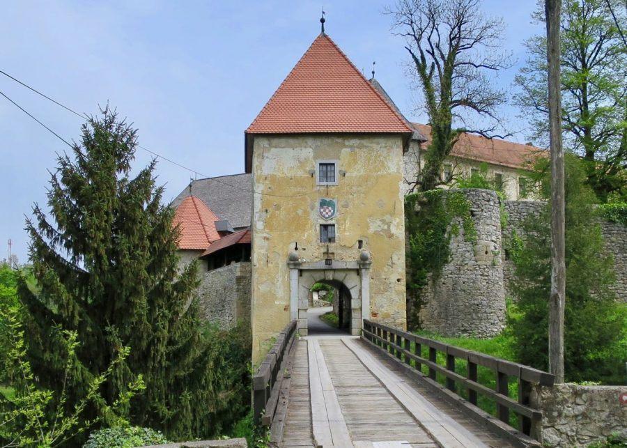 Best Castles In Croatia - Ozalj Castle
