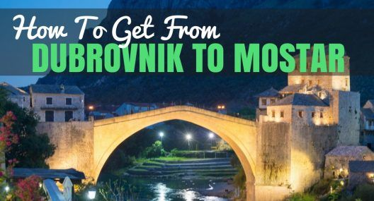 Dubrovnik to Mostar Day Trip COVER Canva
