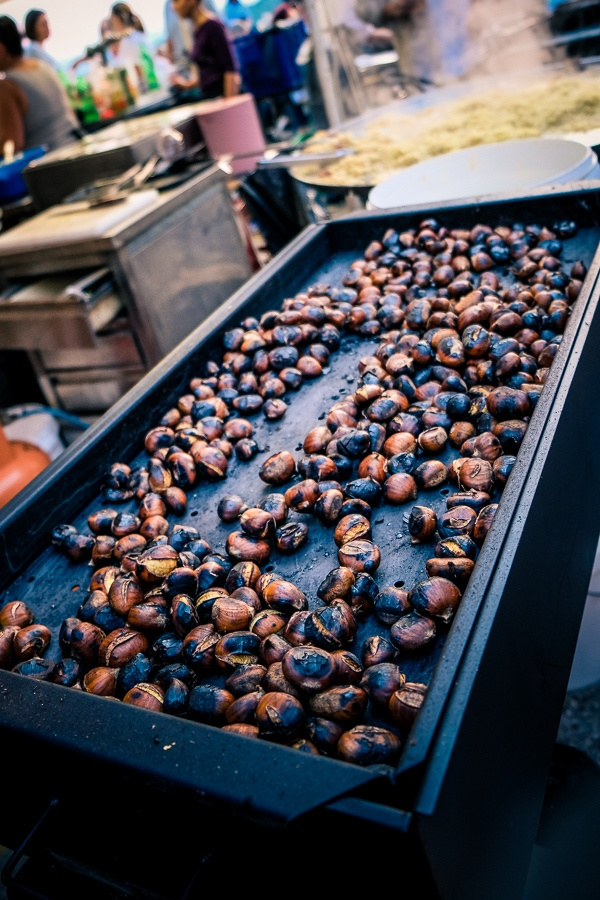 Oprtalj Chestnut Fair Kestenijada - Chestnuts