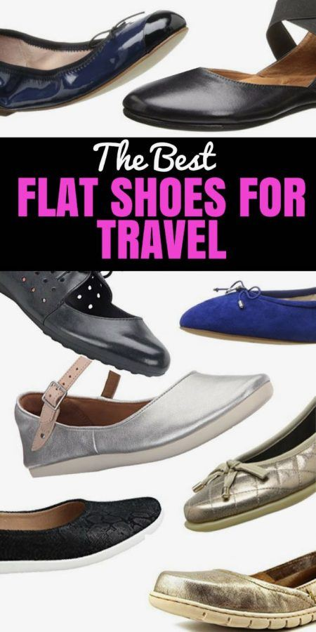 Comfortable Flat Shoes For Travel - Travel Reviews