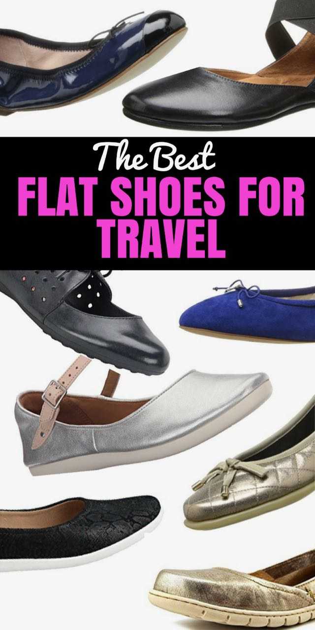 Best Shoes For Travel 2017: Tips for Picking The Best Travel Shoes: Your flight is booked, your accommodation is sorted and now comes the ultimate task for your next travel adventure - packing your bags, let's start with travel shoes.