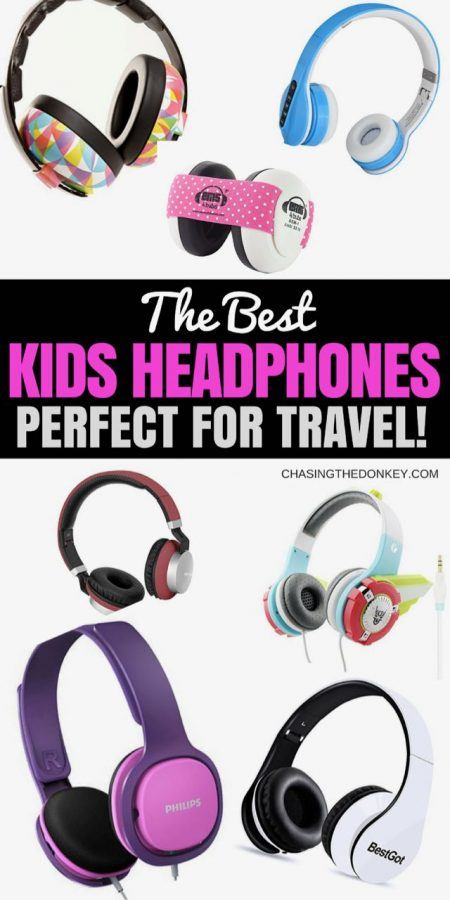 The Best Kids Noise Canceling Headphones - Travel Product Reviews
